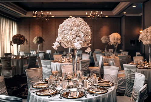 terminal city club wedding