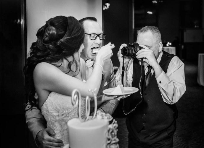 cake cutting swan e set wedding