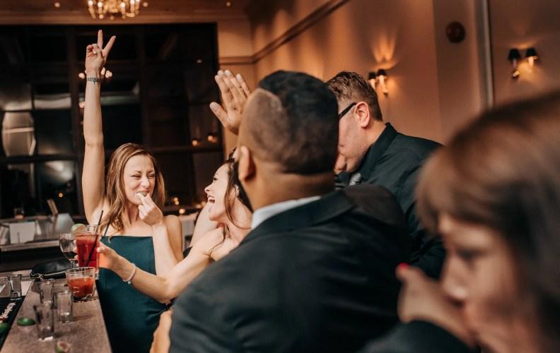 open bar weddings vancouver