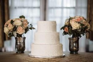 simple wedding cake vancouver