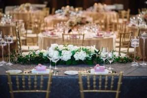 luxury wedding details vancouver