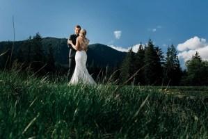 011 first hole westwood plateau wedding photos