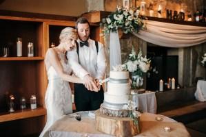 wedding cake cutting vancouver