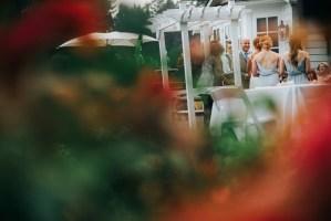 008 - garden wedding photos