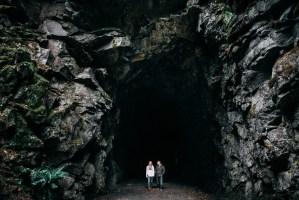 008 Coquihalla Canyon tunnels engagement photos