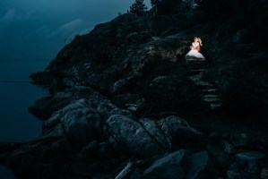 whytecliff park wedding photography