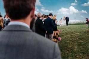 005 - outdoor wedding ceremony ontario
