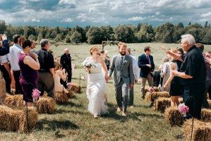 010 - country wedding outdoors