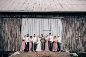 017 - barn wedding ontario canada