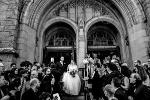 017 - church wedding downtown vancouver