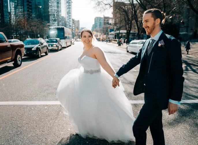 021 - downtown vancouver wedding photos
