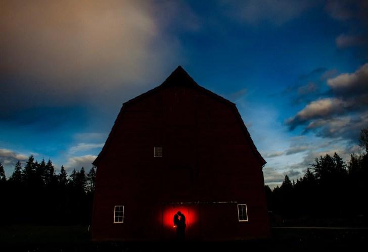 018 - barn engagement photo