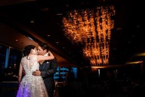 020 - wedding kiss shangri-la