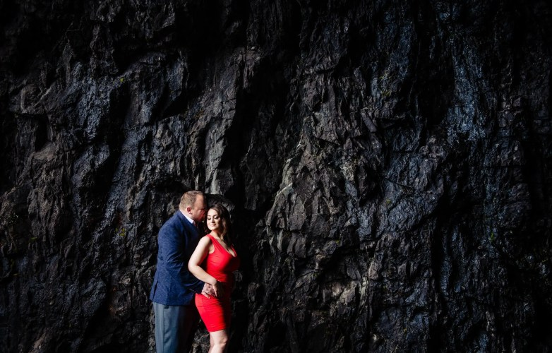 003 - fraser canyon engagement photos