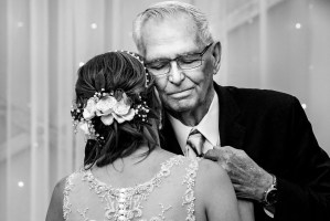 025 - emotional dad first dance