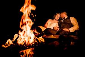 034 - wedding photos with fire