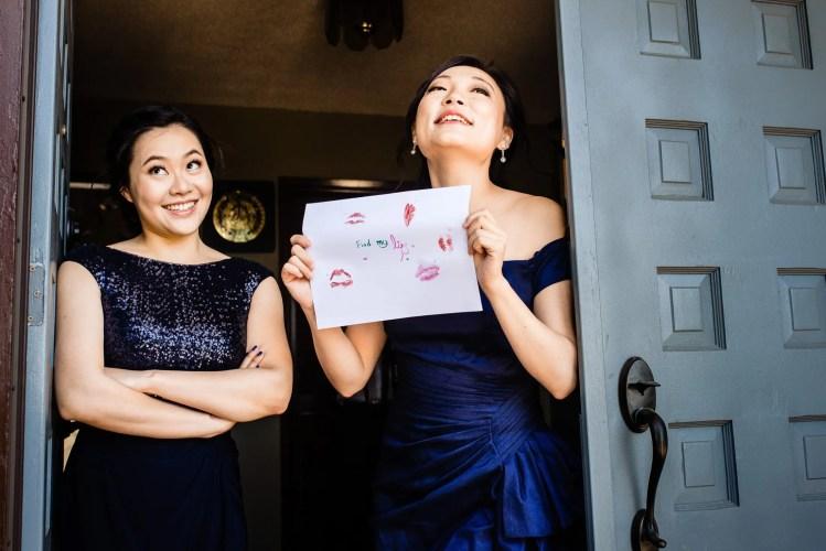 001 - chinese wedding door games vancouver