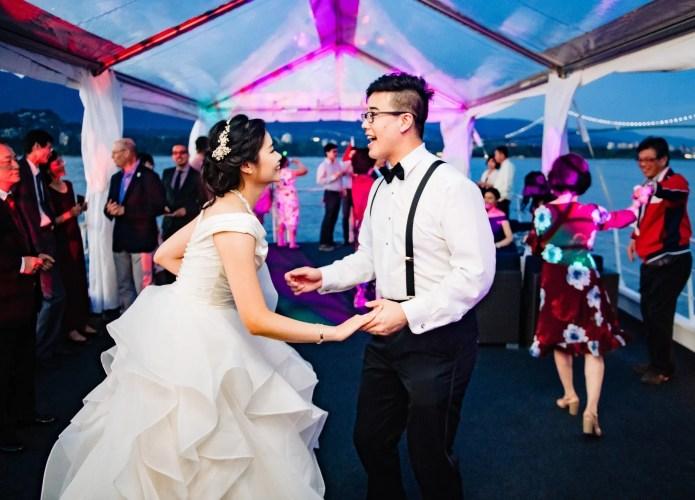 039 - dance wedding boat vancouver