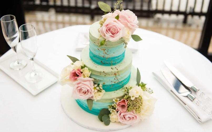 012 - wedding cake vancouver