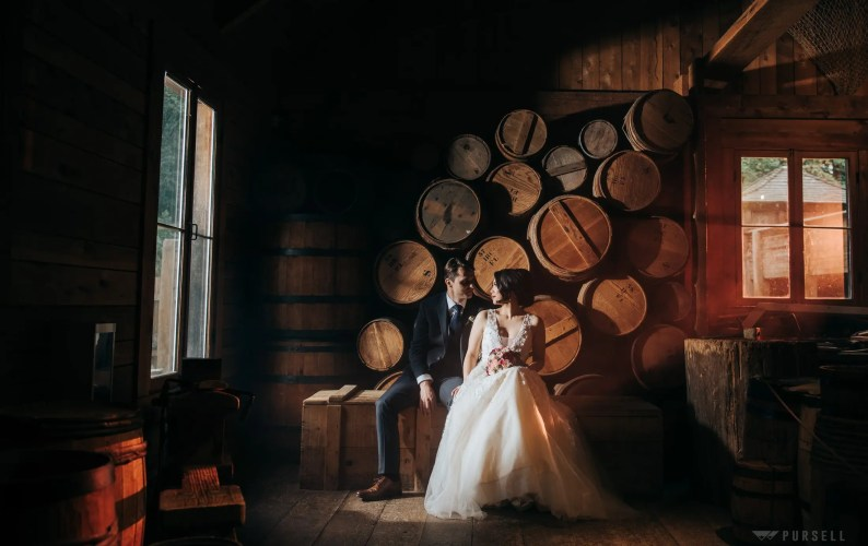 015 - fort langley wedding photos