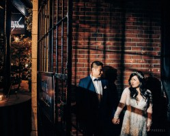 015 - intimate wedding brix and mortar