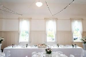 017 - Fort Langley Community Hall wedding