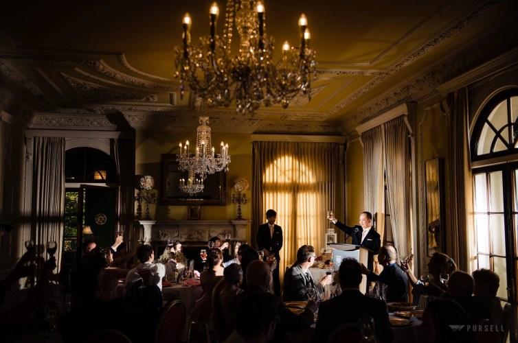 039 - reception hycroft manor