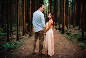007 - rainforest engagement vancouver