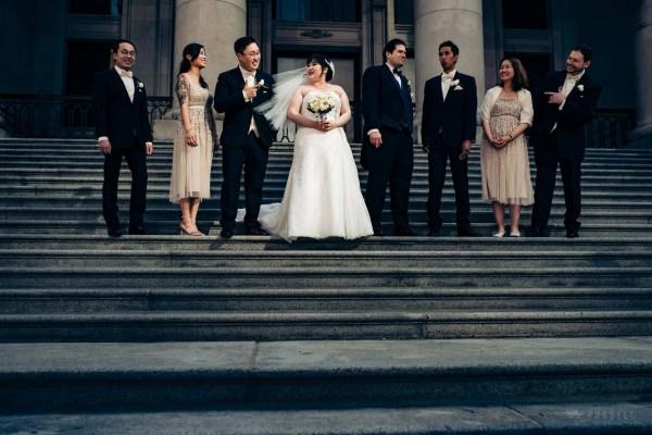 City Wedding Vancouver