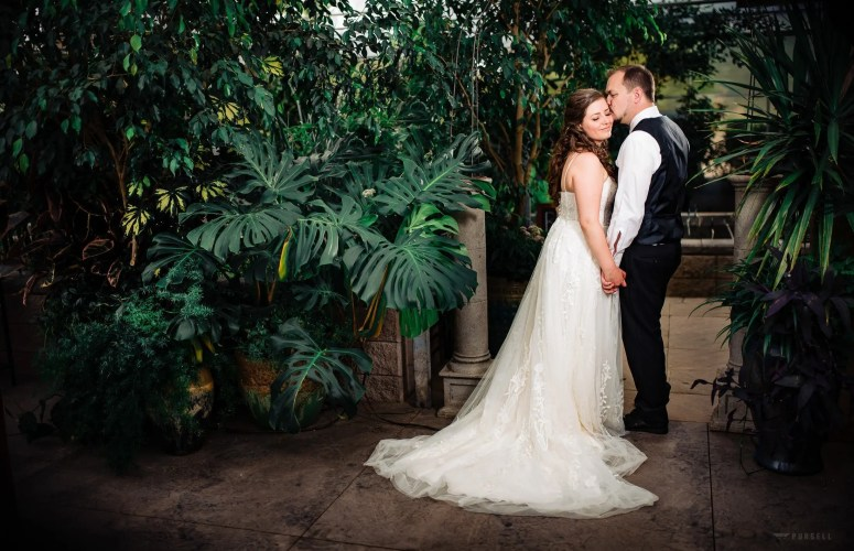 030 - fraser valley greenhouse wedding photo