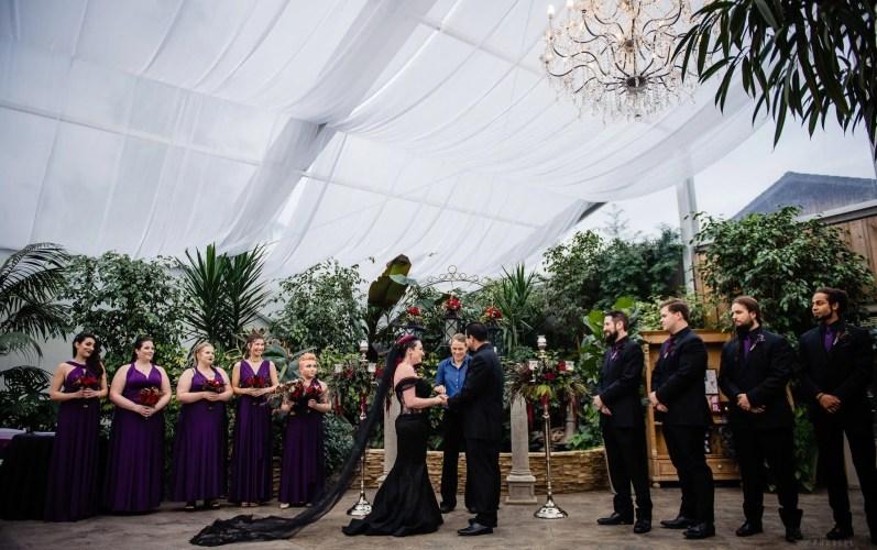 013 - secret garden abbotsford wedding ceremony