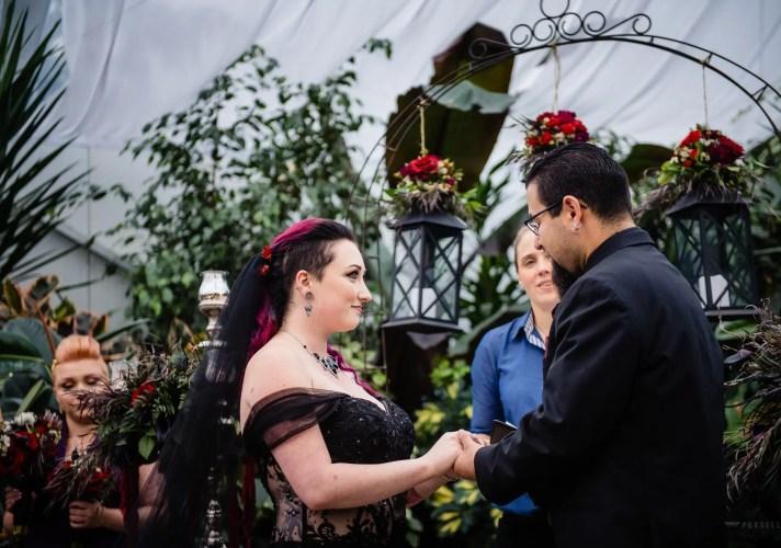 014 - greenhouse wedding photos