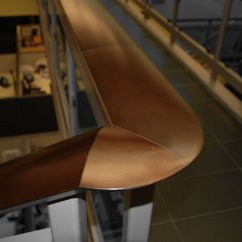 Commercial Chair Rail Jet 7 Power Handrail And Willsëns Fine Cabinetry Aurora On
