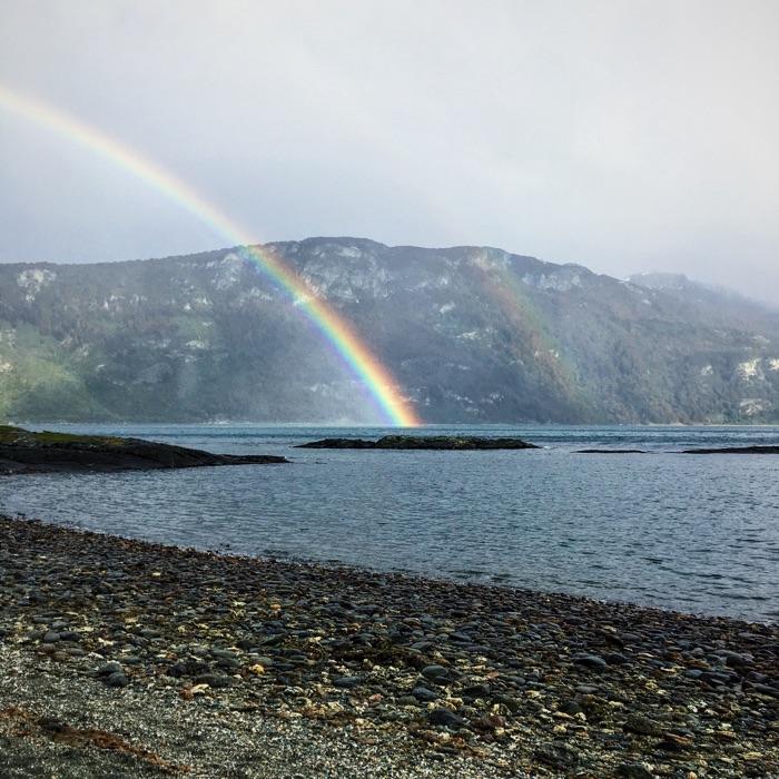 Ushuaia rainbow