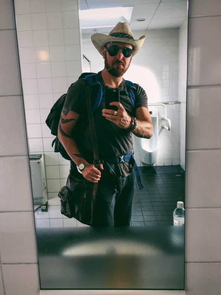 Traveler, traveling 2016