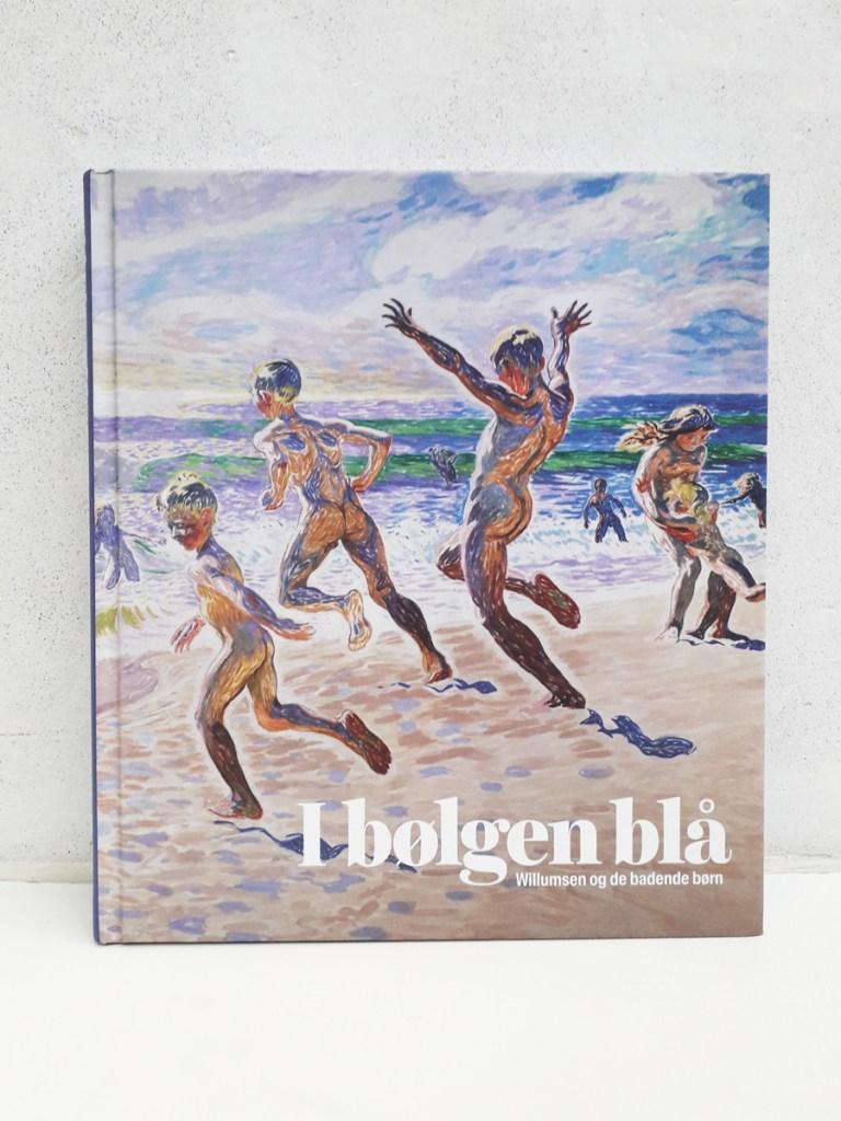 Badende Børn på Skagen Strand Willumsen Bøger
