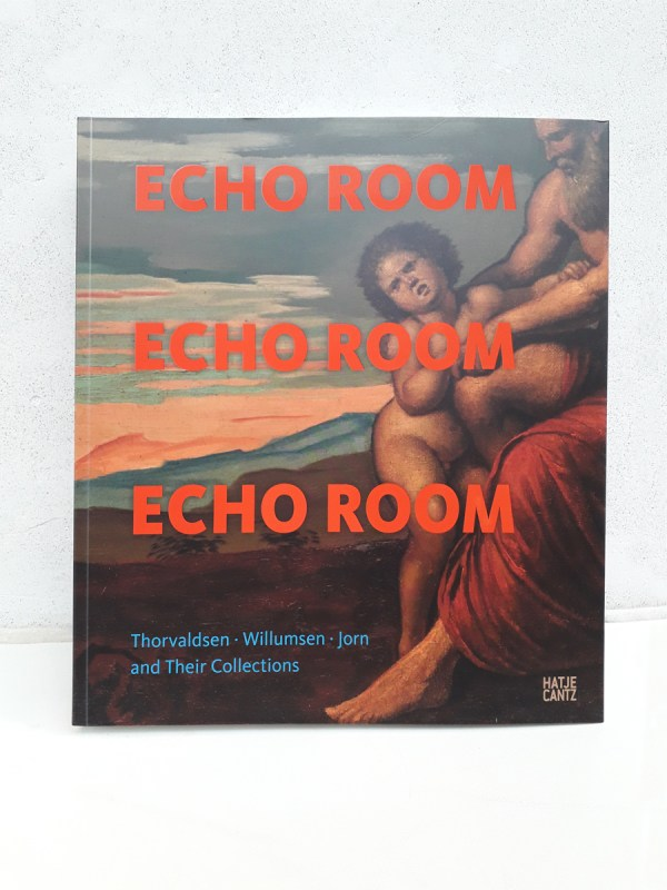 Echo Room Books about Willumsen Front