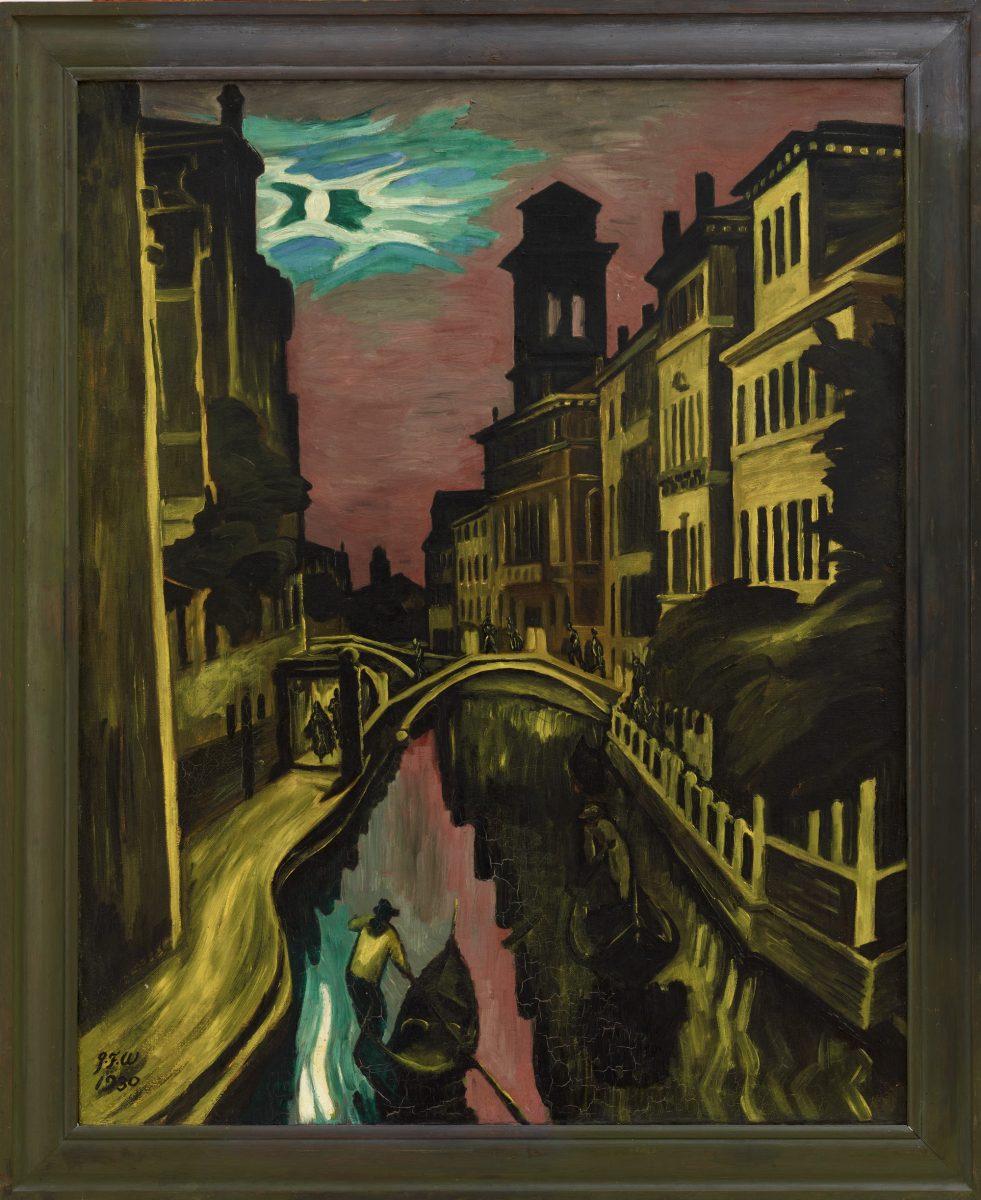 Venedig 3 J.F. Willumsen
