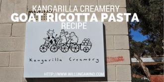kangarilla creamery goat ricotta pasta recipe