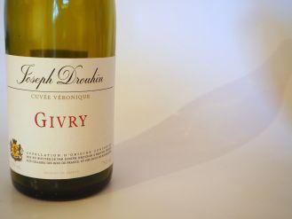 Joseph Drouhin Burgundy Givry Pinot Noir 2008 wine tasting note review