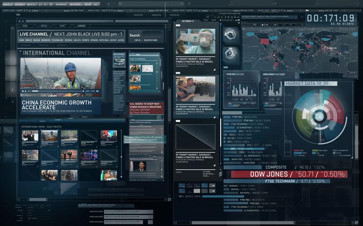 Iron Man 2 Interfaces  Will Weyer