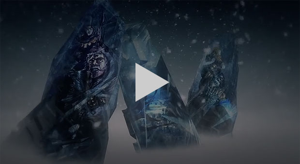 League Of Legends Freljord Trailer Introduces Lissandra