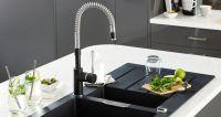 Kitchen Faucet Position - Home Interior Design Trends