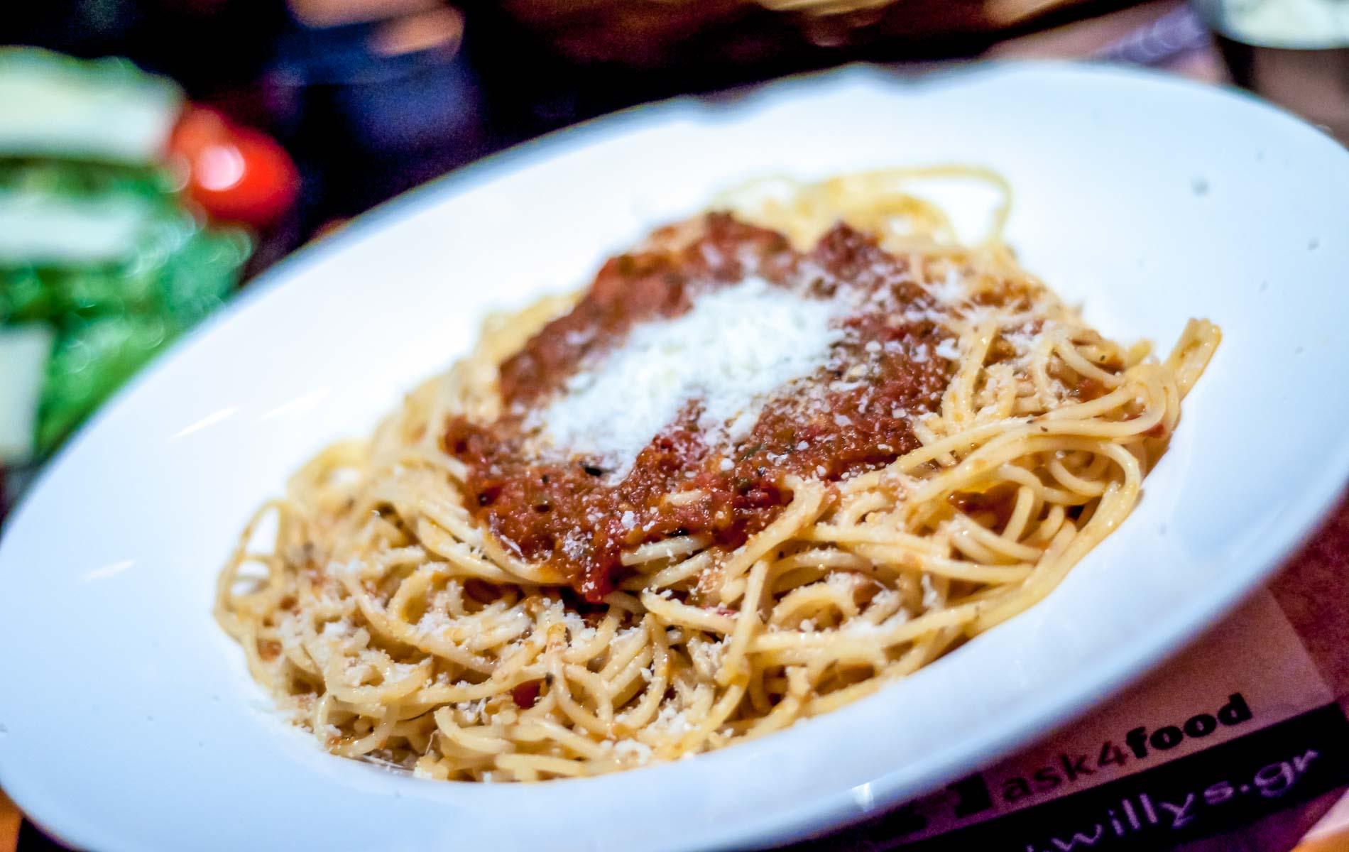 #pasta, #willyspasta, #oliveoil, #freshtomato, ##napoliten, #willys