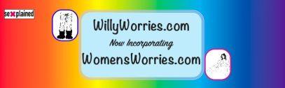 Summer Banner, Willy Worries, Womens Worries,