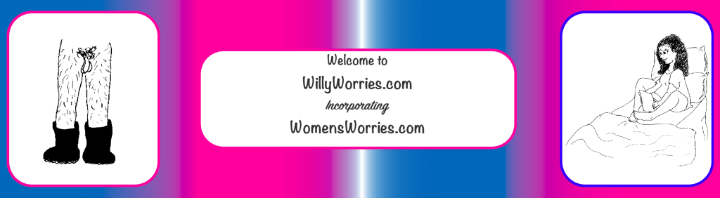 WillyWorries,VulvaWorries,sexual health advice, contraception information, medical picture galleries, contraception education, sexual health training, genital warts pictures, herpes images, vagina pictures, vulva images,penis gallery