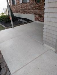 Concrete Patio - Sidewalk - Driveway Resurfacing ...