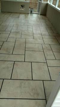 Refinish DIY Concrete Patio - Wilmington Concrete Resurfacing