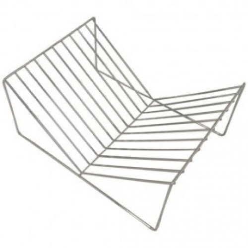 V Shaped Wire Mini Dish Drainer