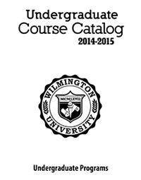 Wilmington University Catalog